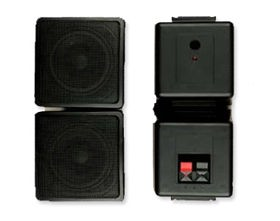 Public Address Speaker Moulded Cabinet Speakers EES-006H