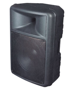 Moulded Enclosure Speaker PEVPR015