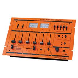 Music mixer DJ-8080A FEATURES