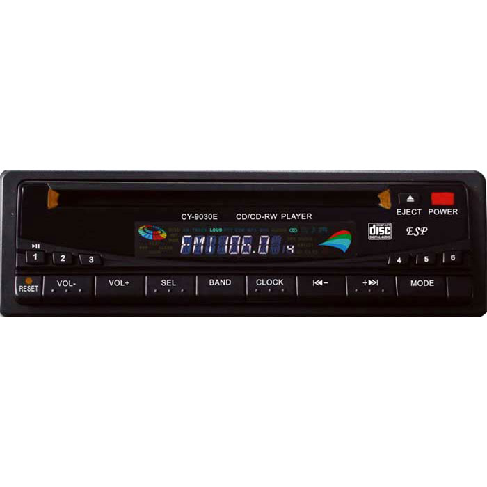 Car CD Player 9030E