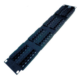 Patch Panel 197-12/18/24/48/96