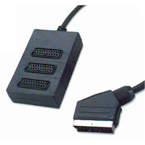 SCART CABLE 8027