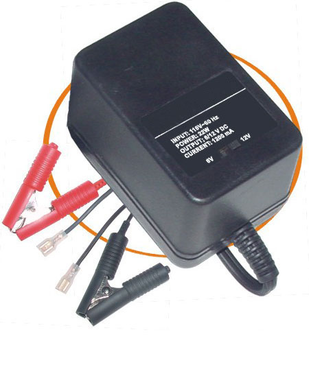 Battery Charger BD12012CT(1.2A)