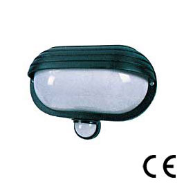 0 Eyelid PIR Bulkhead Security Light Pir Lamp Pir Lamps Outdoor Lamps Motion